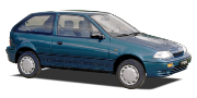 SUZUKI SWIFT 1996-2004