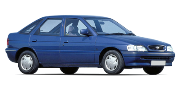 FORD Escort/Orion 1990-1995