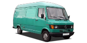 MERCEDES-BENZ Bus 207D-410 1981-1995